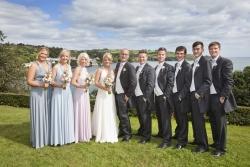Becky & Jacks wedding, The Rectory, Glandore, West Cork. Pics: Angela Halpin www.whisperido.com