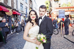 Leo & Derek's Wedding , Thursday 17th April 2014