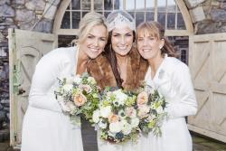 Tara & Pauls Blacktie Wedding, 28th Dec 2013 at the