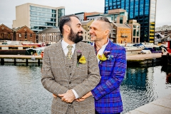 Dave & Lukes Wedding, Dublin 19th February 2016